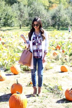 pumpkin patch, fall outfits...mytrendyheart.com