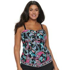 8bccb0212869c Spaghetti Strap Bowknot Detail Tankini Top and Shorts  Sponsored ...