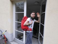 Leaving home to hitchhike from Iran to Myanmar...