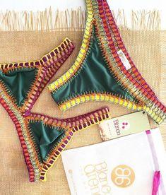 Katarina Trajes de baños hecho a mano por BlancaArenasw en Etsy Sie Badebekleidung diy Este artículo no está disponible Sie Badebekleidung Boho Source by swimsuits Cute Bikinis, Cute Swimsuits, Summer Bikinis, Summer Bathing Suits, Cute Bathing Suits, Crochet Bathing Suits, Summer Pinterest, Crochet Clothes, Diy Clothes