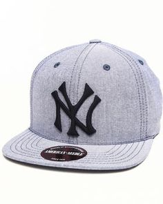 New York Yankees The Sound Strapback Hat by American Needle