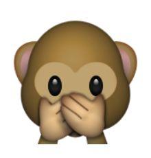 parler - pas - mal singe