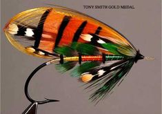 Antony Smith - Northwest Atlantic Salmon Fly Guild