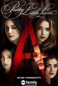 "Ashley Benson Slams Another ""Pretty Little Liars"" Poster"
