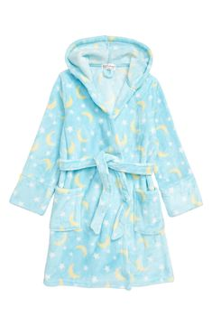 She'll love to be cozy in this snuggly, plush robe that's ideal right after a nighttime bath. Style Name:Pj Salvage Hooded Robe (Little Girl & Big Girl). Style Number: 6037775. Available in stores. Consumer Products, Stars And Moon, Hoods, Little Girls, Raincoat, Product Safety, Nordstrom, Apple Ipad, Girl Style