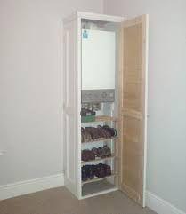 Image result for hide a boiler in the bathroom
