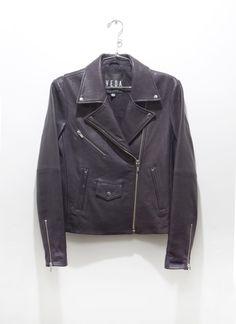 Veda leather jacket- dianiboutique.com