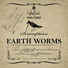 Here's the Earthworm one.