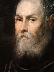 57.TINTORETTO (1518-1594) - Tintoretto is the most flamboyant of all Venetian masters (not the best, such honour can only be reclaimed by Titian or Giorgione) and his remarkable oeuvre not only closed the Venetian splendour till the apparition of Canaletto and his contemporaries, but also makes him the last of the Cinquecento masters.
