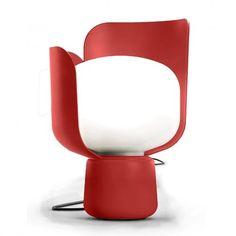 Tischleuchte Fontana Arte Blom #FontanaArte  #Design