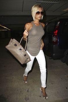 Victoria Beckham Fashion Style