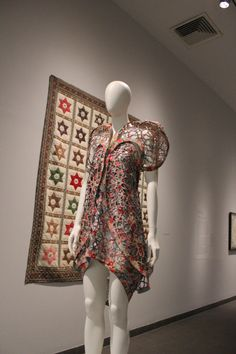 The American Folk Art Museum I exhibition Spring 2014 I Fashion is Cannibalistic