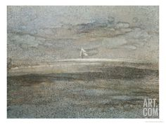 Silent Nature Giclee Print by Yunlan He at Art.com