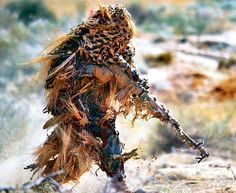 Indian Special Forces sniper ~