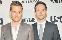 Suits: Mike & Harvey (Marvey) | 32 Of TV And Film's Fantasy Male Couples