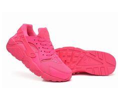 Nike Air Huarache Femme Tout Rose Nike Air Huarache Triple Black