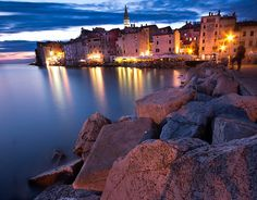 Rovinj, Croatia (by urshalicious*) magical escape! Vacation Destinations, Dream Vacations, Vacation Spots, Vacation Days, Places To Travel, Places To See, Wonderful Places, Beautiful Places, Twilight