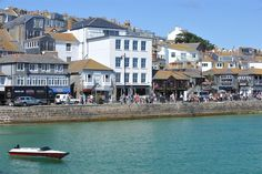 St Ives Pizza Express 2015 St Ives Cornwall, Devon And Cornwall, Pizza Express, Seaside Towns, Buildings, Street, World, Places, Roads