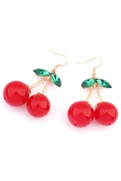 Must-have Cherry Drop Earrings