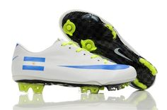 Billiga Fotbollsskor Argentina Nike Mercurial Vapor Superfly III vit blö  http   www. b0c93653818a1