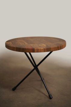 Round Kiaat Table #tothesouth Tables, Furniture, Design, Home Decor, Mesas, Decoration Home, Room Decor, Home Furnishings