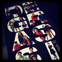 Degrassi <3 Really just wanted this for the cover picture. lol