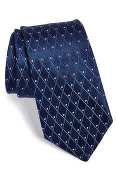 Ted Baker London Geometric Silk Tie | Nordstrom