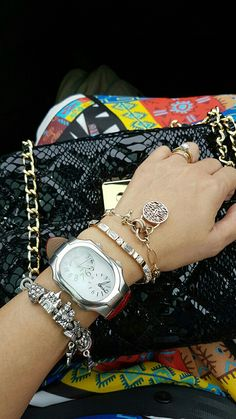 Time is the most valuable thing a man can spend. #PSMYSTYLE #PhilipStein #Pandora #BuckleyLondon #armparty #armswag