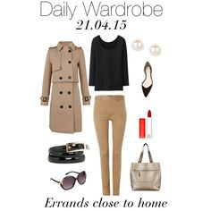 Daily Wardrobe by charlotte-mcfarlane on Polyvore featuring Uniqlo, Retrò, Polo Ralph Lauren, 3.1 Phillip Lim, Accessorize, MANGO, ALDO and Maybelline