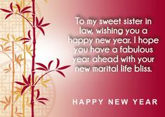 new year 2019 sms for sister in law wishes for sister new year wishes