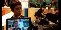 """Niño griego de 12 años trabajará en Google en la creación de la red social """"Tech is social"""" que lanzarán en Enero de 2014"""