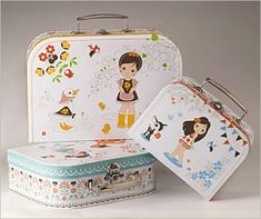 pretty lunch boxes #ProjectLunchBox