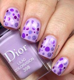Colores de Carol: Dior - Lilac Colorvision