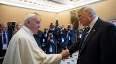 05-24-2017  Catholic League President Bill Donohue on President Trump's meeting with Pope Francis.