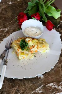 Eggs, Breakfast, Food, Vegetable Strudel Recipe, Vegetarian Recipes, Treats, Food Food, Morning Coffee, Essen