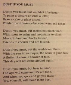 [This poem should be attributed to Rose Milligan.]