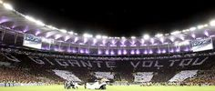 Stadium Of Maracana