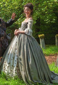 Claire Fraser - Outlander