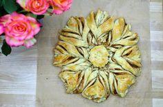 Das süsse Leben: Hefe-Zimt-Blume
