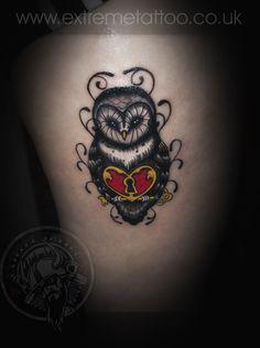 small-owl-tattoo--extreme-tattoo-fort-william.jpg (672×900)