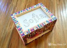 DIY Photo Memory Box 01