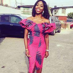 @teetokunz #ankara #ankarawoman ankarastyles #ankarafashion #ankarafriday #fortheloveofankara #fortheloveofprint #beautiful #wearankara African Dresses For Women, African Fashion Dresses, African Wear, African Women, African Print Fashion, Africa Fashion, African Blouses, Ghanaian Fashion, Ankara Dress