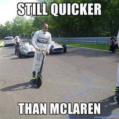 McLaren's performance issues continues..