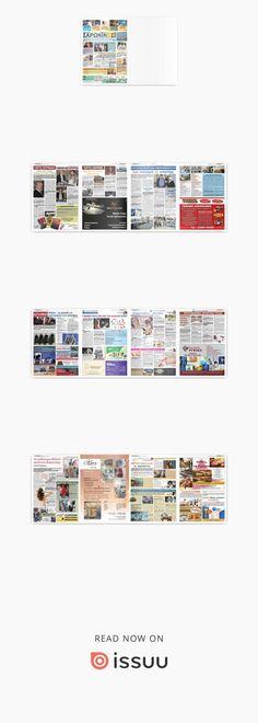 ΣΑΡΩΝΙΚΟΣNEWS Τ.2 ΦΕΒΡΟΥΑΡΙΟΣ - ΜΑΡΤΙΟΣ 2018  Η εφημερίδα «ΣΑΡΩΝΙΚΟΣNEWS» ξάφνιασε ευχάριστα 6.000 μάτια με το πρώτο της φύλλο. Η μικρή ομάδα – οικογένεια της – υποστήριξε καλά κάθε της σκέλος. Ήρθε ακριβώς τη στιγμή που οι κάτοικοι και ο επαγγελματικός κόσμος της περιοχής μας το έχει ανάγκη. Δίνει βήμα στον κάθε δημότη. Παρουσιάζει Πρόσωπα και Έργα. Προωθεί τον πολιτισμό. Υποστηρίζει κάθε αλληλέγγυα προσπάθεια. Διαβάζει καλά βιβλία. Μιλά για την μουσική. Προτείνει χώρους καλού φαγητού και…