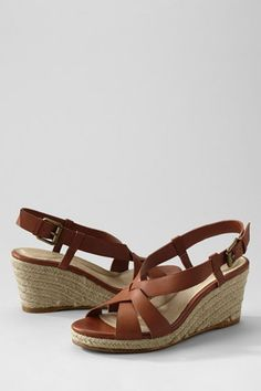 low summer wedges