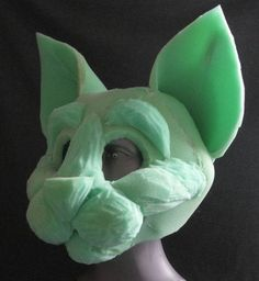 Foam Puppet Head