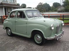 Austin A30 AS3 (1953) Maintenance/restoration of old/vintage vehicles: the material for new cogs/casters/gears/pads could be cast polyamide which I (Cast polyamide) can produce. My contact: tatjana.alic@windowslive.com