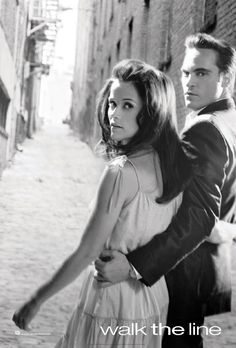 Walk the Line....  i want a love like Johnny and June's! (just minus the divorces)