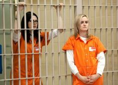 Laura Prepon and Taylor Schilling are prisoners wallpaper