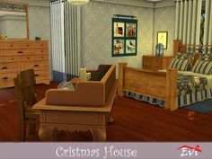 evi's Sims 4 Downloads - 'christmas' Sims 4 Controls, Armchair, Content, Cool Stuff, Christmas, House, Furniture, Home Decor, Sofa Chair